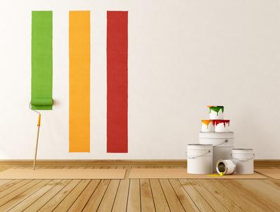 Die Richtige Wandfarbe Silikat Silicon Oder Doch Kalkfarbe