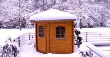 Tipps zur Isolierung eines Gartenhaus