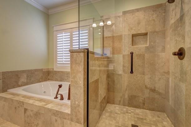 Badezimmergestaltung: Verschiedene Gestaltungsstile mit ...