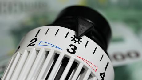 Energiekosten sparen dank richtigen Heizen