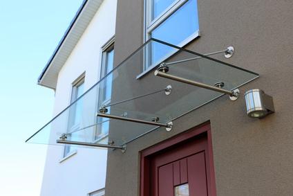 Vordach nachträglich installieren